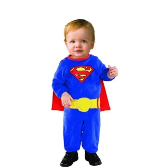 Other - 24 HOUR SALE! New Toddler Superman Costume